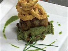 Martiniano Express - Bondiola y aros de cebolla