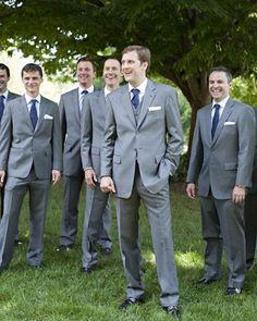 Grey Tuxedo Wedding Party Google Search Groom And Groomsmen