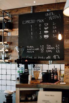 **1**Rustic gorgeous. Chalkboard... Eat Berlin - Kaschk / Marta Greber