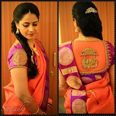 embroideryblousedesigns  embroideryblouse  swaadhbyswapnaareddy  netembroidery  elephantembroidery  geometricembroidery  antiqueembroidery  southindianweddingblouse 25 December 2016