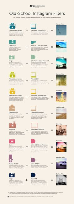 instagram infographic poster