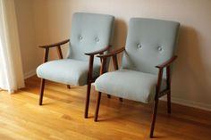 - Det er fryktelig mange fine stoler som blir kastet fordi det ikke lønner seg å trekke om - Aftenposten