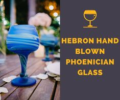 Check our our Hebron Glass products