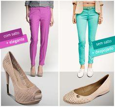 As calças coloridas são uma ótima opção para dar mais vida aos looks do dia-a-dia! No Blog da Bottero você aprende como usar esta tendência, não deixe de conferir: http://www.bottero.net/blog/tendencias-de-moda/como-usar-calcas-coloridas/