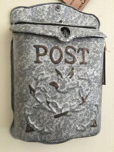 Metal Post Box - Niche Market Furniture