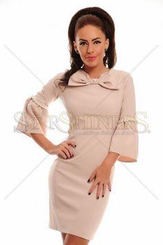 LaDonna Eternal Cuddle Cream Dress