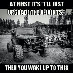 Jeep Hobby Problems