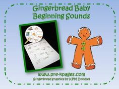 gingerbread many ideas and activities from PreK Pages, love the ideas and will definitely use them for centers in our fairy tales unit!!!