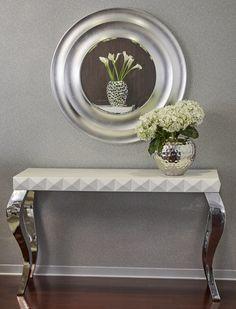 Consola Nazca. De la colección Nativa. #livingdesign #furniture #muebles