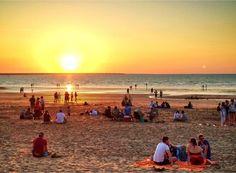 Mindil Beach, Darwin Australia