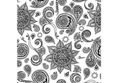 1000 images about art zentangles 1 0 black complex designs on pinterest anti stress - Coloriage pour adulte gratuit ...