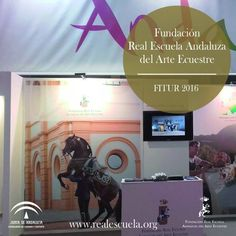 #AndalucíaenFitur, by @realescuela