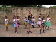 MADAGASCAR - I LIKE TO MOVE IT | ZUMBA KIDS, July Valenzuela - YouTube