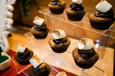 The Night Before Christmas Theme Editorial Shoot - Santa Treats Spread The Night Before Christmas, Mini Cupcakes, Christmas Themes, Party Themes, Editorial, Santa, Treats, Desserts, Food
