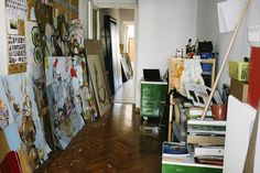 www.kat.io - Erkut Terliksiz - Painter, Atelier, Istanbul Turkey #artist #painter #illustratrator #atelier #erkutterliksiz