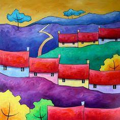 Gillian Mowbray Art