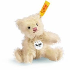 Steiff Mini Teddy Bear (Cream)