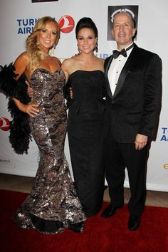 Awesome Lana and 2 of her awesome friends #FaceForwardLAGala #LosAngeles #Ca 9-2015