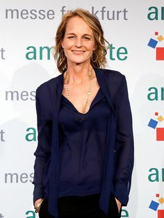 Star Tracks: Tuesday, February 17, 2015 | ALL IS 'FAIR' | Helen Hunt hits her mark on Monday at the Ambiente consumer goods trade fair in Frankfurt, Germany.