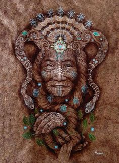 163 Best Shaman images | Shaman, Art, Native american art