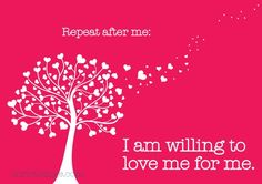 Positive Affirmations For Women | Positive Affirmations for Women / Repeat after me: I am willing to ...