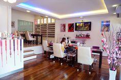 small nail salon - Google Search