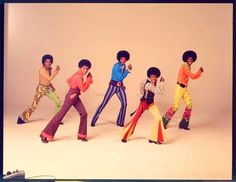 The Jackson Five Preserve your life's memories for posterity at http://www.saveeverystep.com