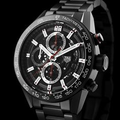 Discover the TAG Heuer Carrera Calibre Heuer 01 Automatic Chronograph 43 мм CAR2090.BH0729 .