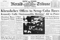 Cuban Missile Crisis ~ aftermath