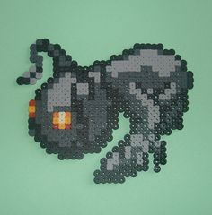 Kingdom Hearts Heartless Shadows   8 Bit Video Game by LollyMist, $10.00