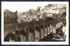 Rio de Janeiro - Viaduto dos Arcos - Foto Postal antigo, nº 168