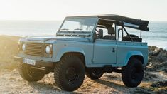 This Custom Land Rover Defender Is the Adventuremobile Dream | Airows