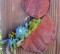 s 16 empty tin can hacks that will make your home look amazing, crafts, home decor, repurposing upcycling, Plant tiny succulents inside one