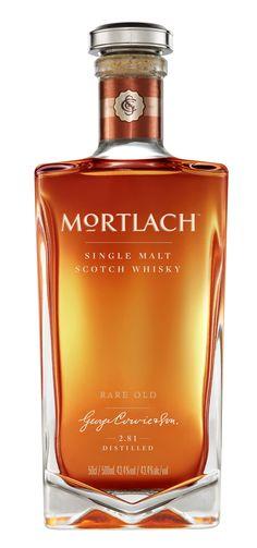 Premium no-age whisky van de hernieuwde Mortlach distilleerderij. Een complexe…