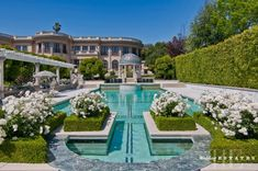 The Pasadena Princess is a unique film location exclusive to Image Locations. The Pasadena Pri Topiary Garden, Garden Pool, Garden Art, European Garden, Filming Locations, Deck Plans, Marketing Digital, Pond, Gazebo
