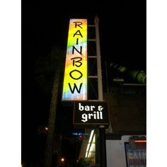 The Rainbow Bar and Grill - West Hollywood, CA