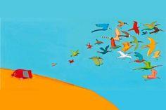 """""""Nessun vascello c'è che come un libro possa portarci in contrade lontane…"""" (Emily Dickinson)  Per celebrare la Festa internazionale dei bambini per il diritto a una infanzia felice, che si celebra oggi -1 giugno- vi riproponiamo la lettura di un bellissimo speciale, dedicato ad una forma di lettura """"ad hoc"""" per i futuri lettori -felici- di domani!   (http://www.imieilibri.it/?p=16379)"""