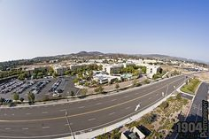 Campus Housing, as seen from the parking garage at CSUSM by 1904 Photography™, via Flickr