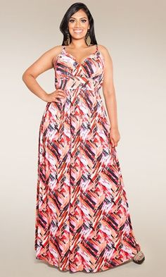 $79.90 the Lucy Maxi Dress from SWAK Designs