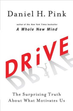 Drive: The Surprising Truth About What Motivates...