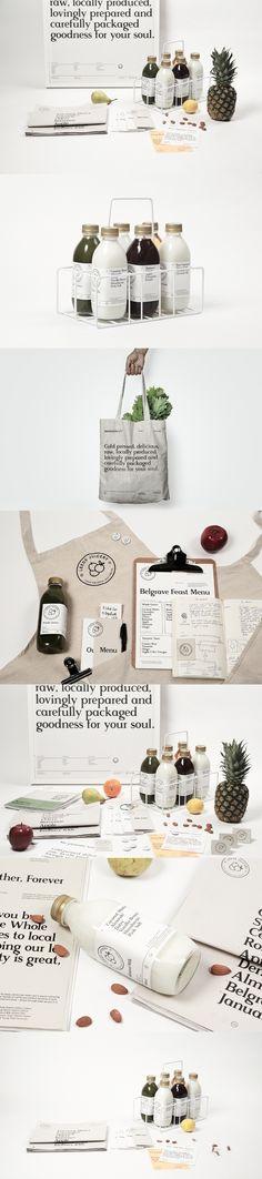 Leeds Juicery. Juice for your soul. (More design inspiration at www.aldenchong.com) #branding