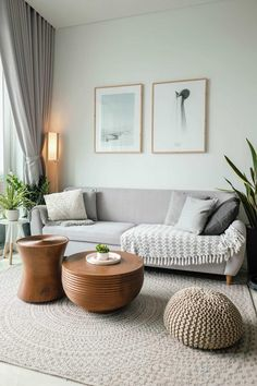 Boho Living Room, Home And Living, Nordic Living Room, Barn Living, Simple Living Room Decor, Earthy Living Room, Living Room No Tv, Living Room Decor Ideas Apartment, Living Room Decor With Grey Couch