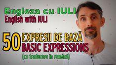 Lectii de Engleza - 50 BASIC EXPRESSIONS / 50 de EXPRESII DE BAZA - Engl... English, Expressions, Youtube, Conversation, Hairstyles, Ideas, Haircuts, Hairdos, Hair Styles