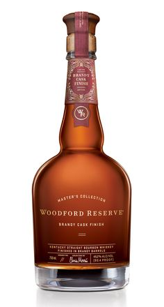 Woodford Reserve's Master's Collection Brandy Cask Finish