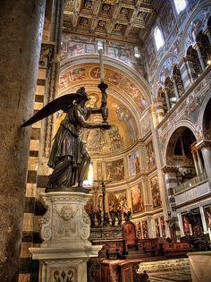 Duomo di Pisa Inside 5000