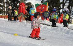 Skiurlaub für Kinder Kids