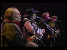 Classic Live Video – The Highwaymen – 'Good Hearted Woman' - Willie, Waylon, Kris and Johnny – The Highwaymen – Will #countrymusic ever see a foursome like this again?  via http://todayscountrymusicvideos.com/2012/03/25/classic-live-video-the-highwaymen-good-hearted-woman/
