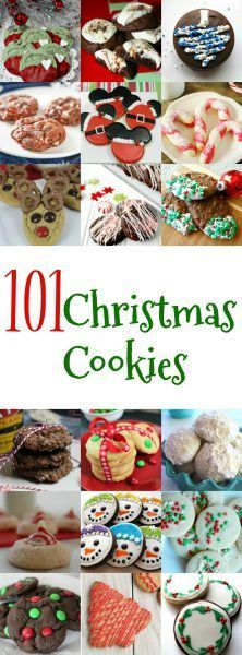 101 Christmas Cookie