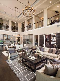 Likes, 236 Comments - Interior Design Dream House Interior, Dream Home Design, Home Interior Design, Interior Decorating, Hallway Decorating, Decorating Ideas, Decor Ideas, Apartamento New York, Home Living Room