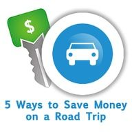 5 Ways to Save Money on a Road Trip